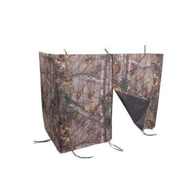 Magnetic Treestand Cover, Realtree Xtra Camo