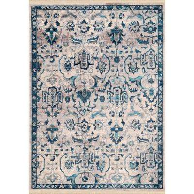 Well known Aqua - Area Rugs - Rugs - The Home Depot KV27