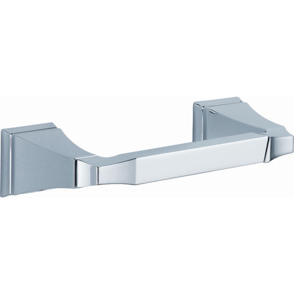 Dryden Pivoting Toilet Paper Holder in Chrome