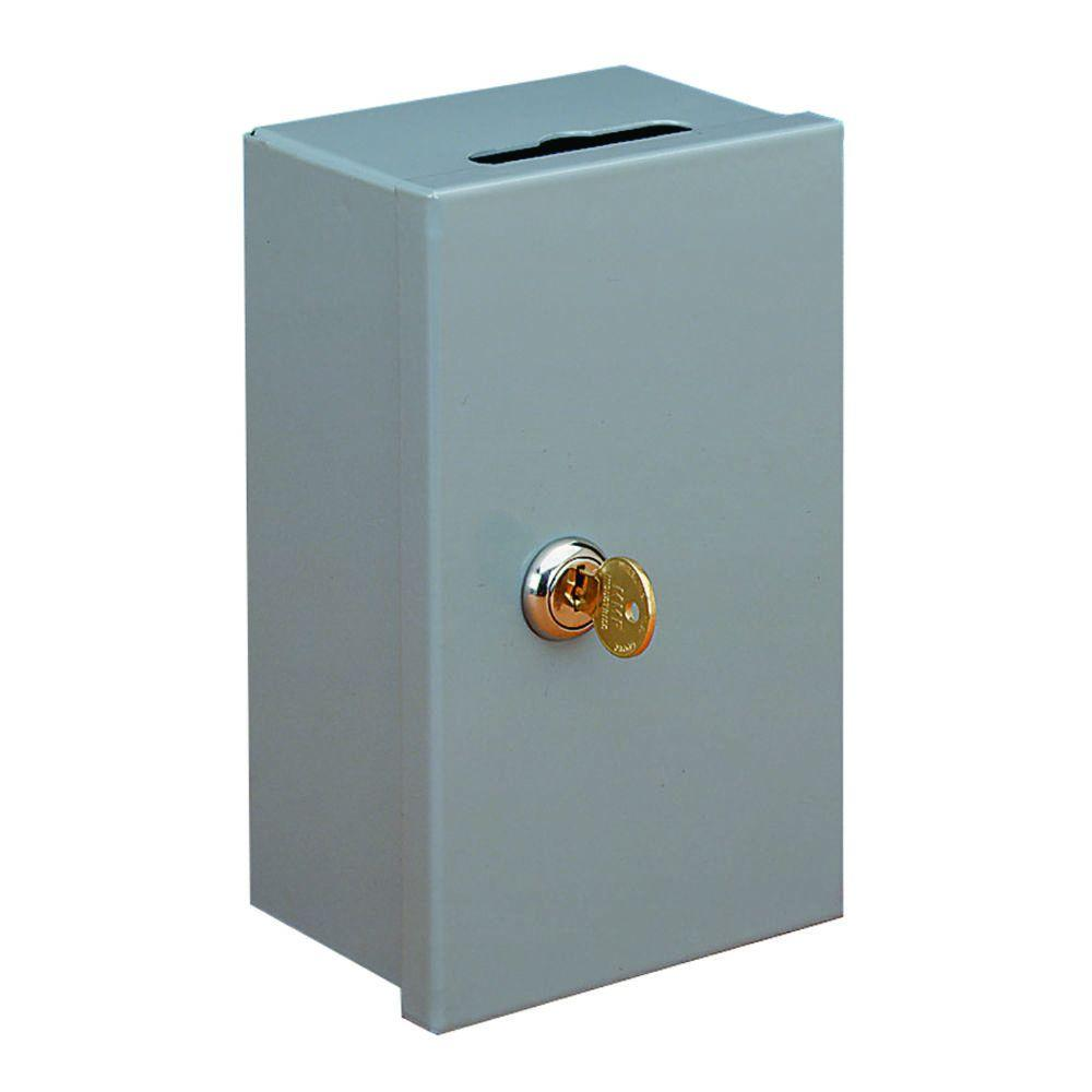 Drop-In Key Control Box Safe