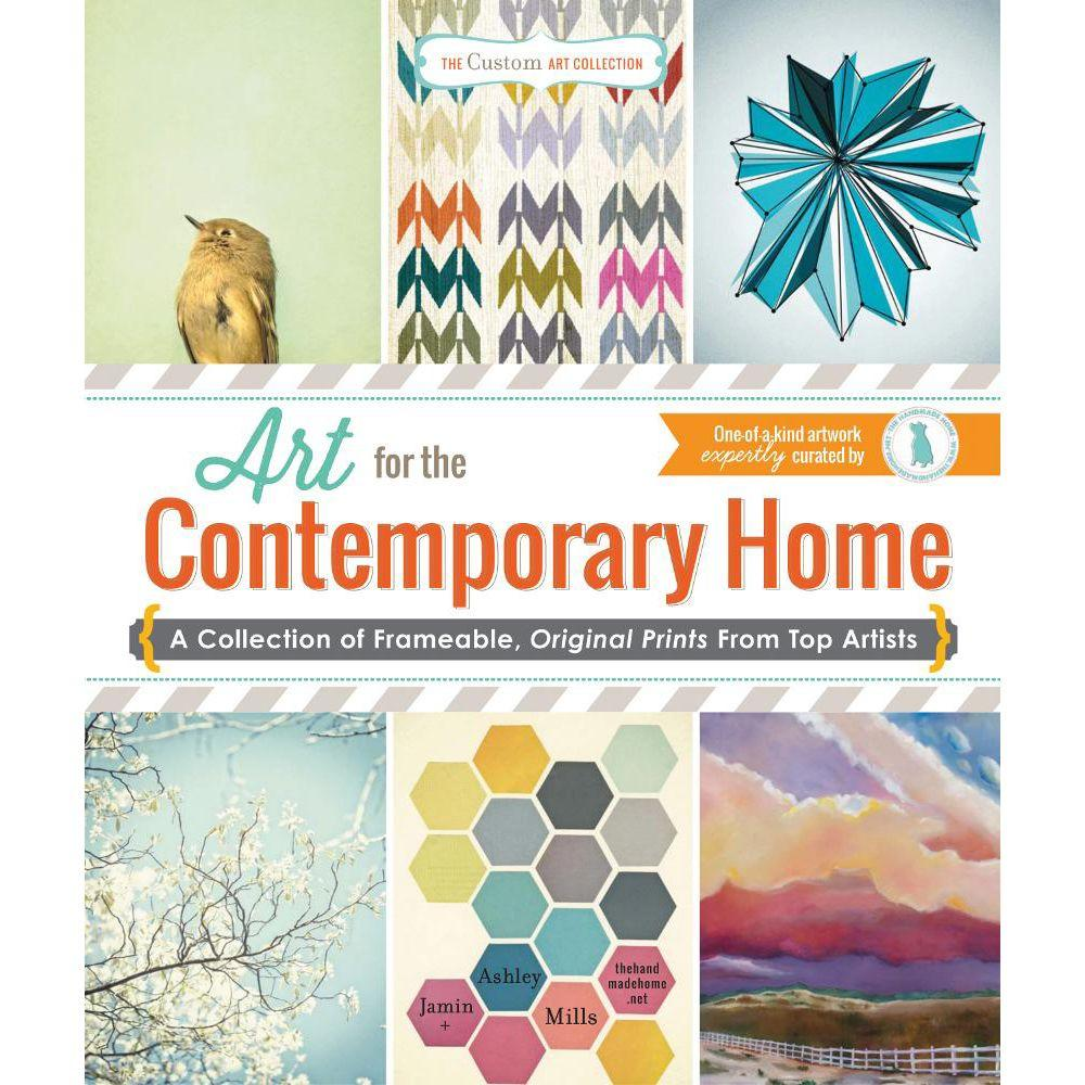 null Art for the Contemporary Home: A Collection of Frameable, Original Prints from Top Artists