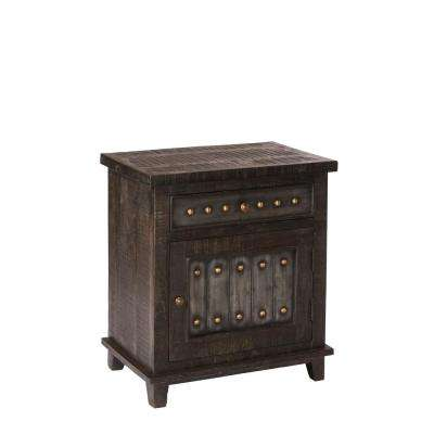Bolt One Light Gray Storage Cabinet