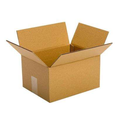 10 in. L x 6 in. W x 6 in. D Box (25-Pack)