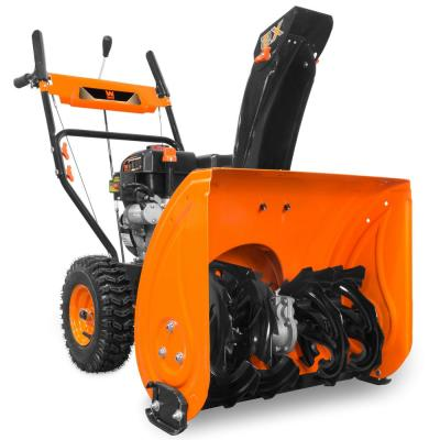 24 in. 212 cc Two-Stage Self-Propelled Gas-Powered Snow Blower with Electric Start