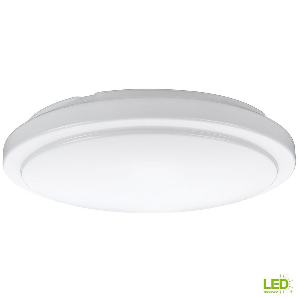 Led Flush Mount Ceiling Light Lampholder Replacement Fixture: ETi 20 In. Replacement Lens For Bright White Round LED