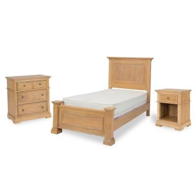 Twin Bedroom Sets Bedroom Furniture The Home Depot