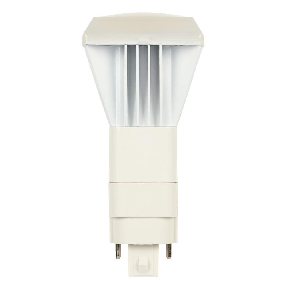 Westinghouse 26 Watt Equivalent Vpl Vertical Direct Install Dimmable 3500k G24q Gx24q 4 Pin Led Light Bulb 1 Bulb 5151000 The Home Depot