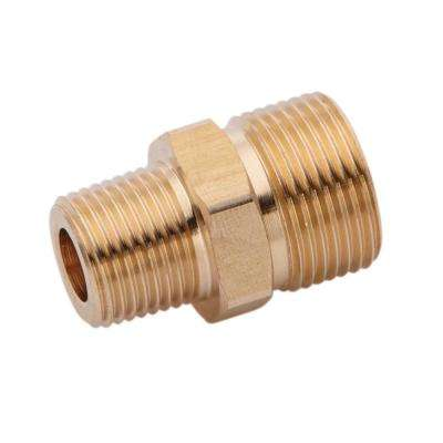 3/8 in. MPT x Male Metric Adapter for Pressure Washers