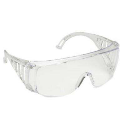 Slammer Clear Wraparound Over-the-Glasses Safety Eyewear (12-Pair Pro Pack)