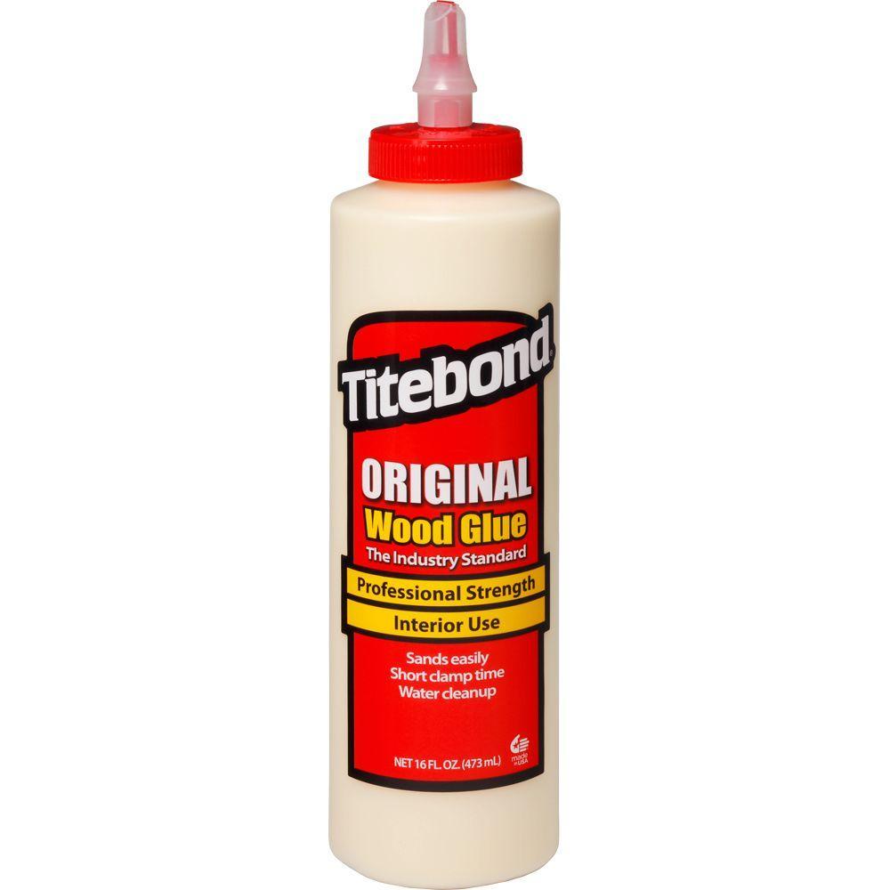 16 oz. Titebond Original Wood Glue (12-Pack)