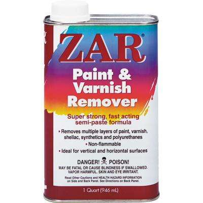 1 qt. Paint and Varnish Remover (2-Pack)