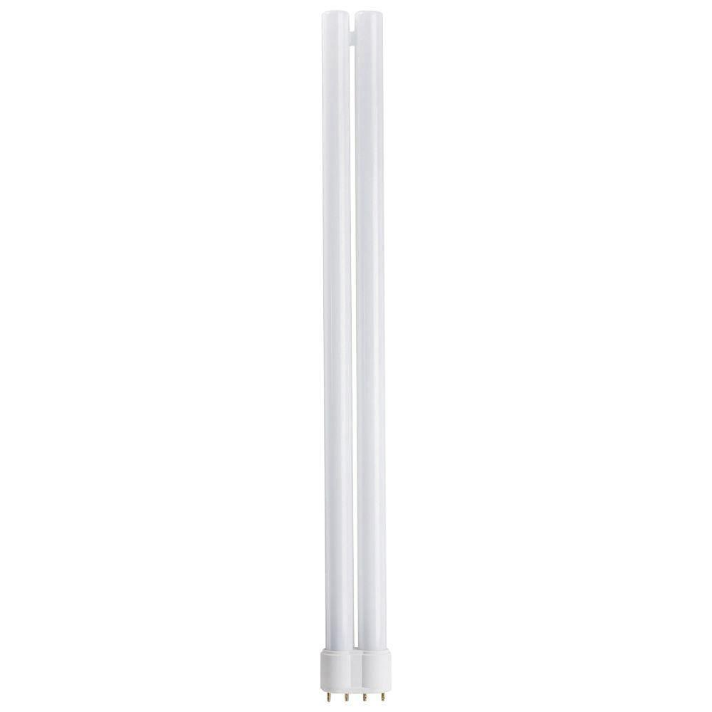 Philips 36-Watt Cool White (4100K) 4-Pin 2G11 CFLni Light Bulb (25-Pack)
