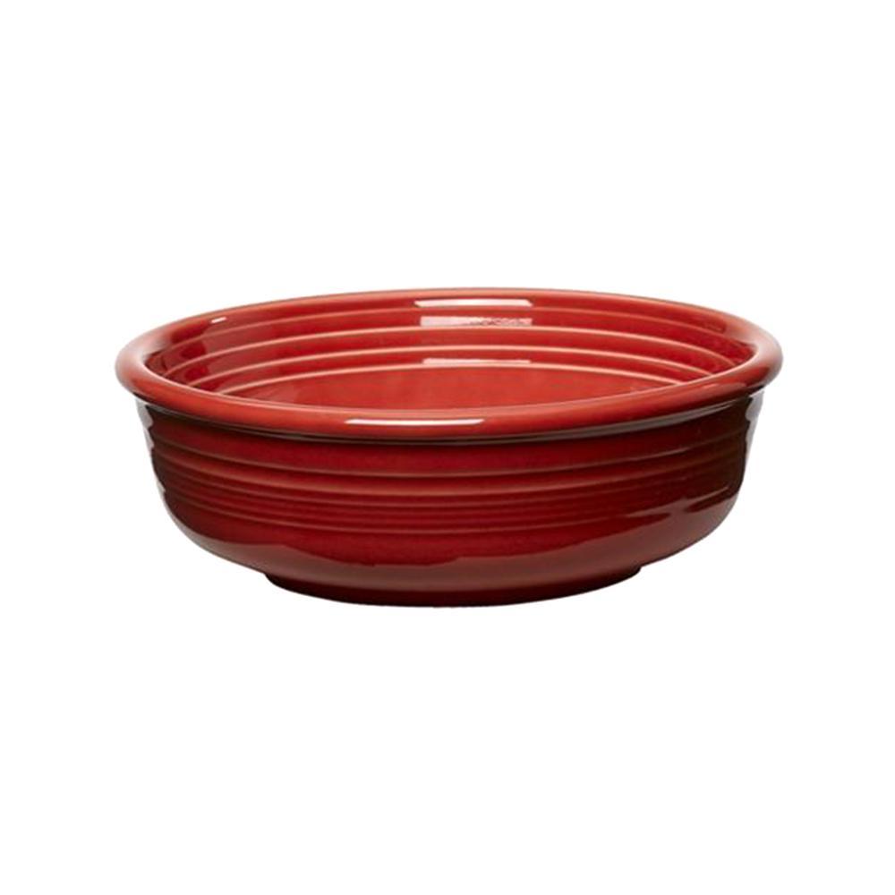 5-3/8 in. 15 oz. Scarlet Ceramic Small Bowl
