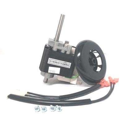 Draft Inducer Replacement Motor Includes Blower Wheel