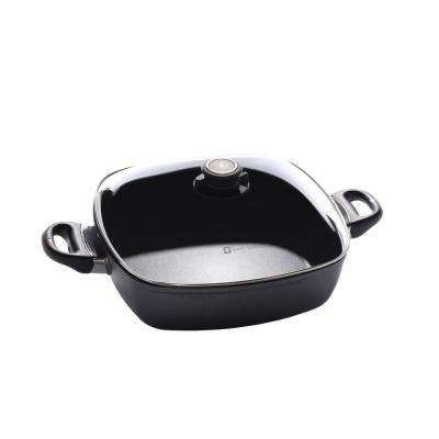 Nonstick 5 Qt. Square Casserole with Lid