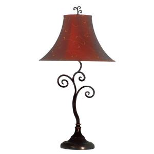 Kenroy Home Richardson 30 inch Bronze Table Lamp by Kenroy Home