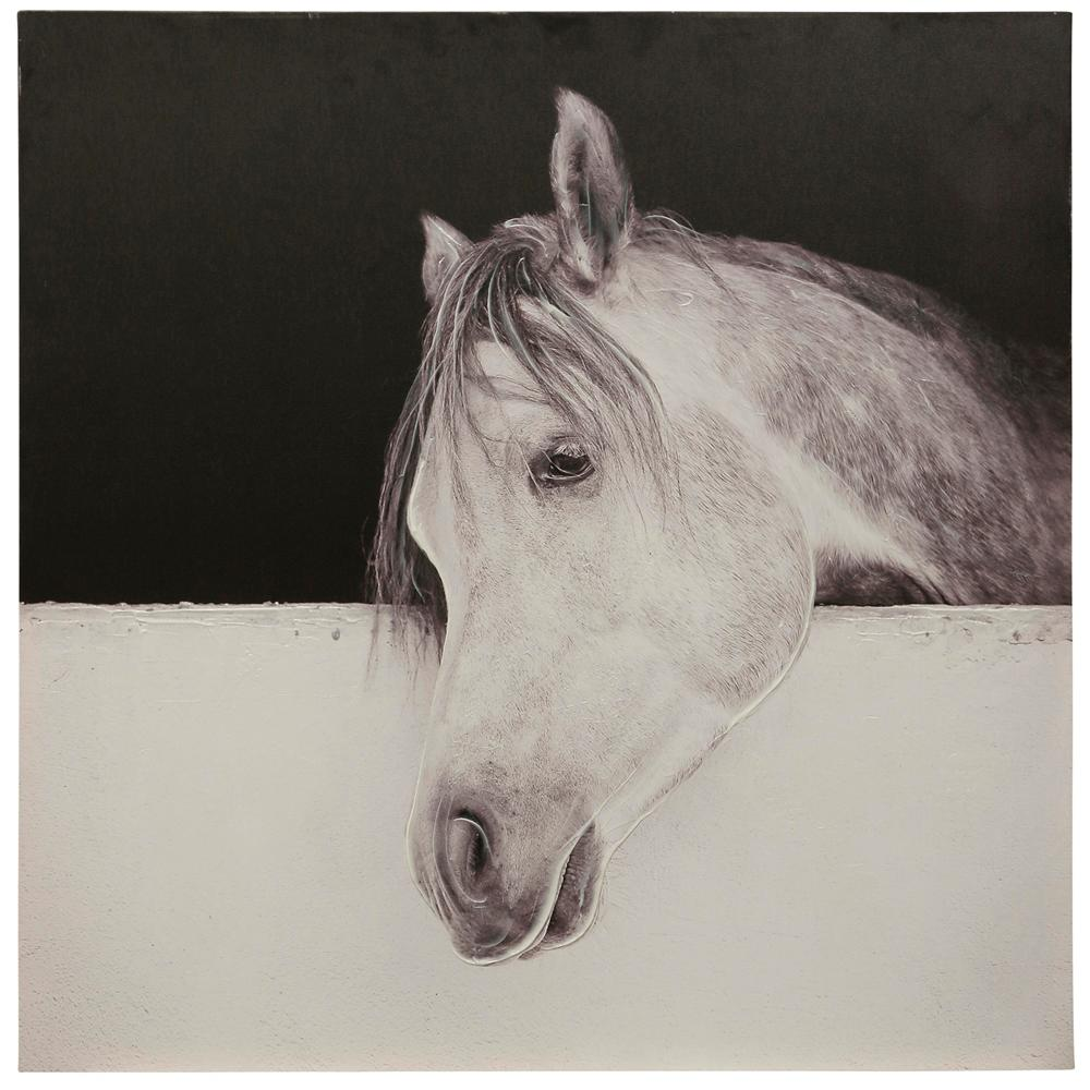 StyleCraft Lonesome Gray Crop Multicolored Canvas Wall Art was $145.99 now $59.12 (60.0% off)
