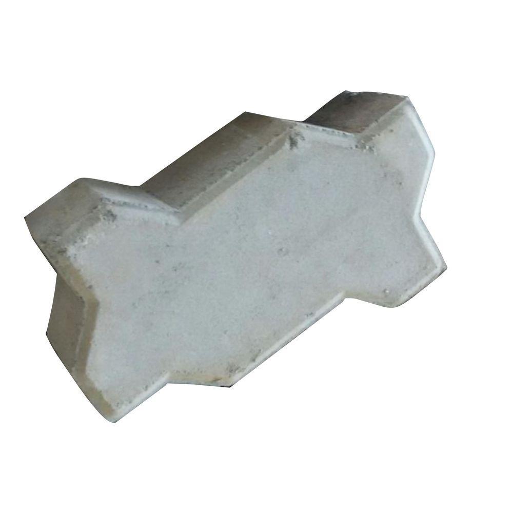 8.8 in. x 4.5 in. Casa de Paralliso Concrete Paver (Pallet