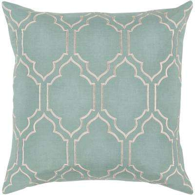 Monticello Poly Euro Pillow