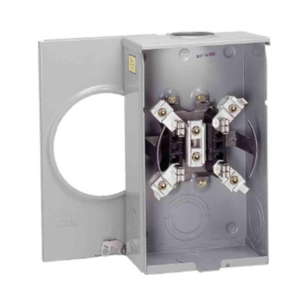 Eaton 200 Amp Single Meter Socket (AEP Approved)