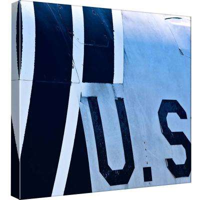 15 in. x 15 in. ''Air Power Park 7'' Printed Canvas Wall Art
