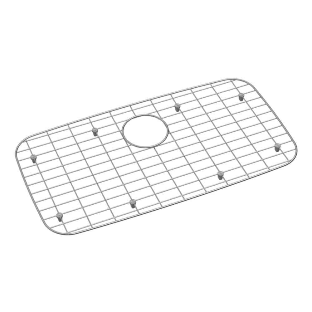 Elkay Kitchen Sink Bottom Grid - Fits Bowl Size 28 in. x ...