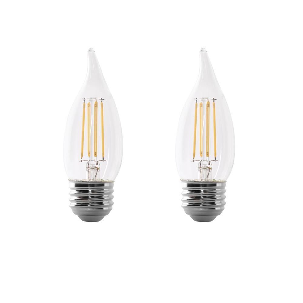 40-Watt Equivalent CA10 Dimmable Filament CEC LED ENERGY STAR 90+ CRI