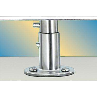 Dual Locking Surface Deck Socket (SD) Mount for 12 in. x 18 in. or Smaller Rectangular Grills