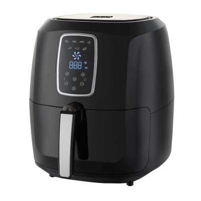 Electric Air Fryer 1800-Watt With Rapid Air Technology 5.2 l Capacity