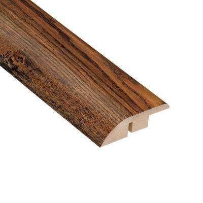 Camano Oak 1/2 in. Thick x 1-3/4 in. Wide x 94 in. Length Laminate Hard Surface Reducer Molding