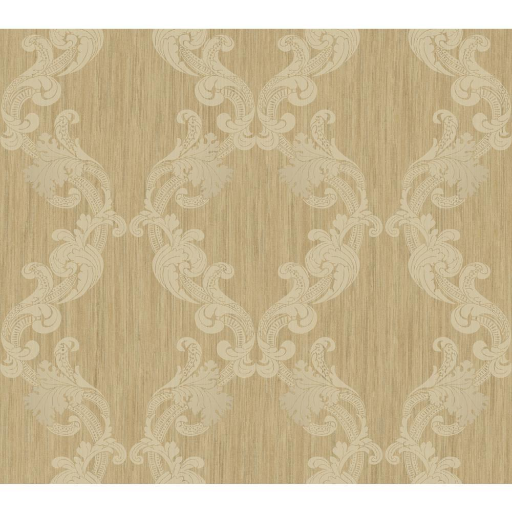York Wallcoverings Williamsburg Ii Chinese Peony Wallpaper