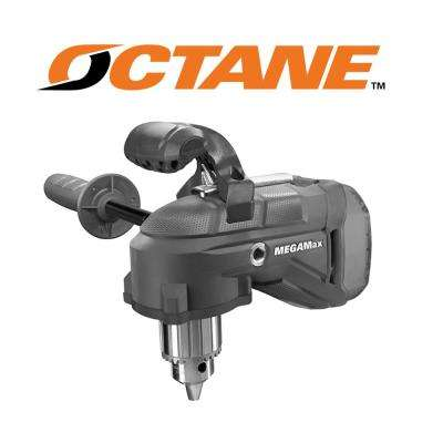 18-Volt OCTANE MEGAMax 1/2 in. Right Angle Drill (Attachment Head Only)
