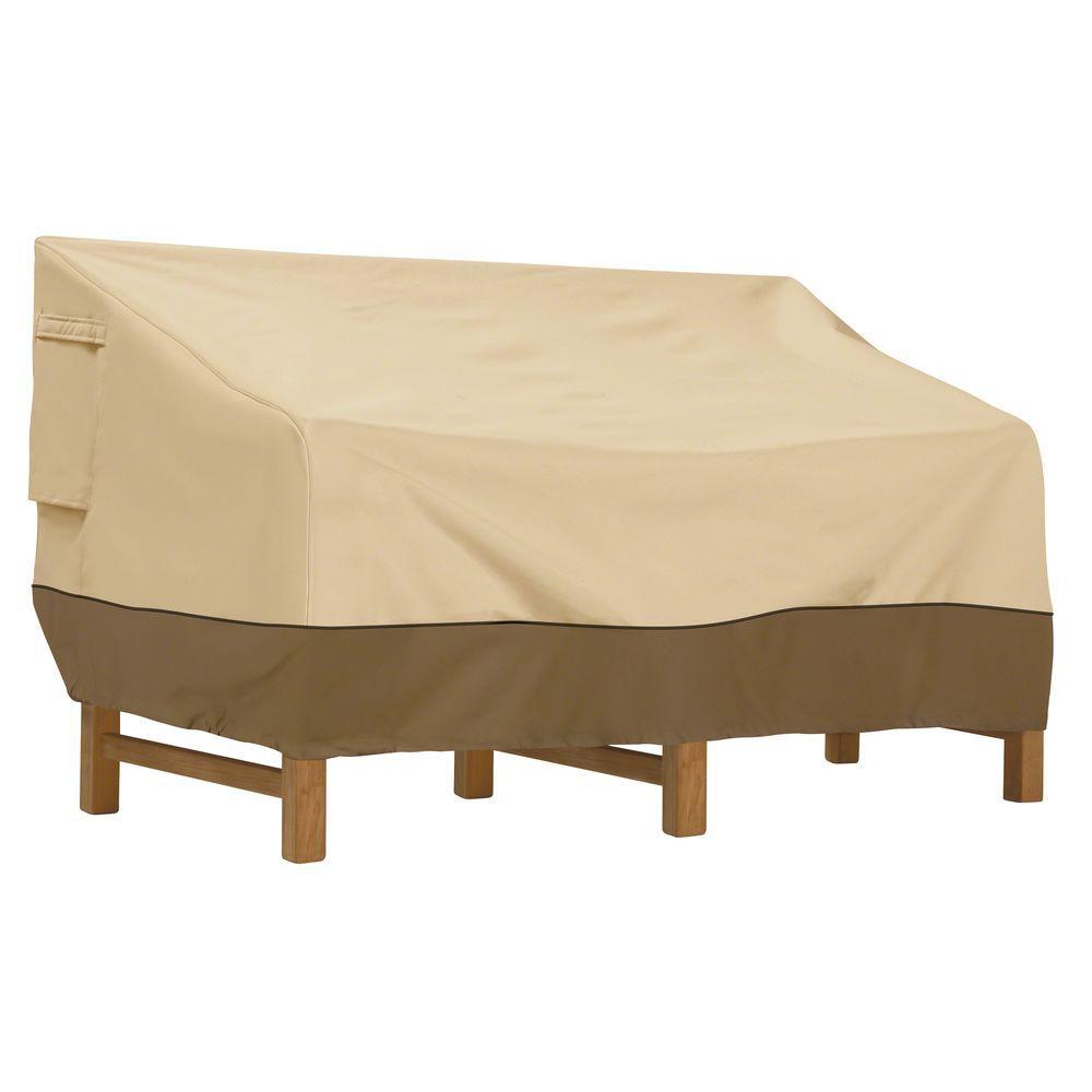 Veranda large deep loveseat sofa cover