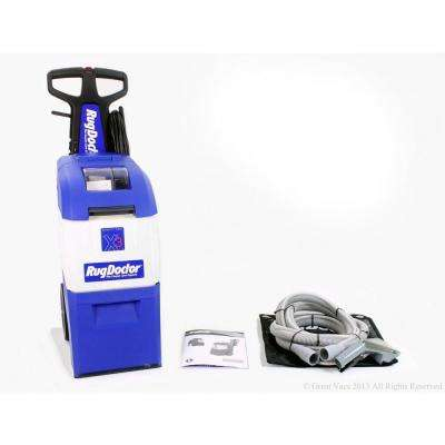 Upright X3 Carpet Cleaner with Upholstery Attachments