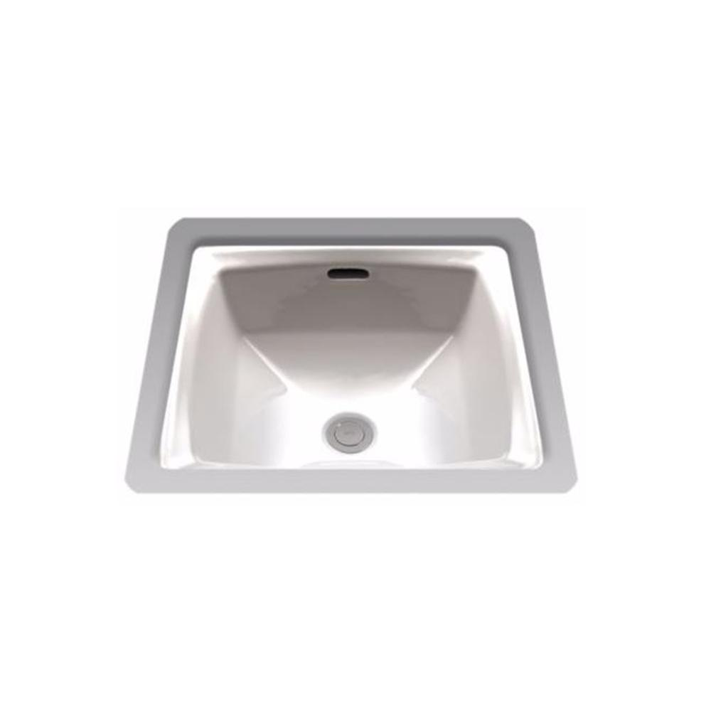 Toto Connelly 14 In Undermount Bathroom Sink With