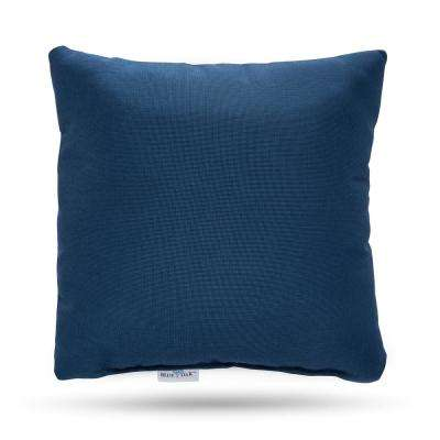 Outdura Sparkle Baltic Outdoor Square Throw Pillow (2-Pack)