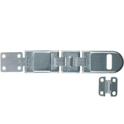 Large Double Flex-Hinged Hasp