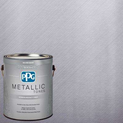 1 gal. MTL106 Rejoice Metallic Interior Specialty Finish Paint