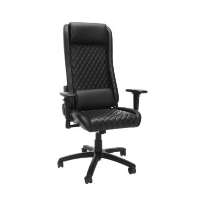 115 Racing Style Gaming Chair, in Black (RSP-115-BLK)
