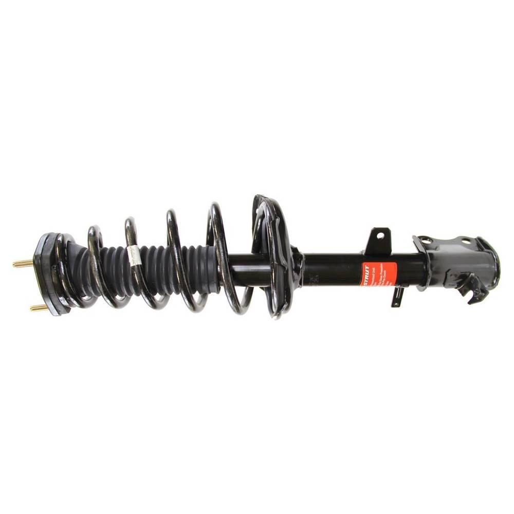 Suspension Strut and Coil Spring Assembly-TDI Front Monroe 172311