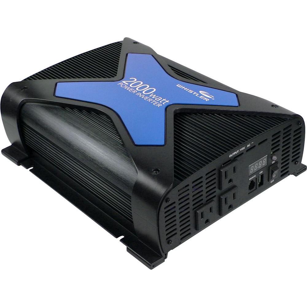 Whistler Pro-2000-Watt Po-Watter Inverter