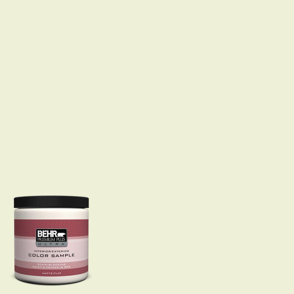 8 oz. #P360-1 Budding Leaf Interior/Exterior Paint Sample