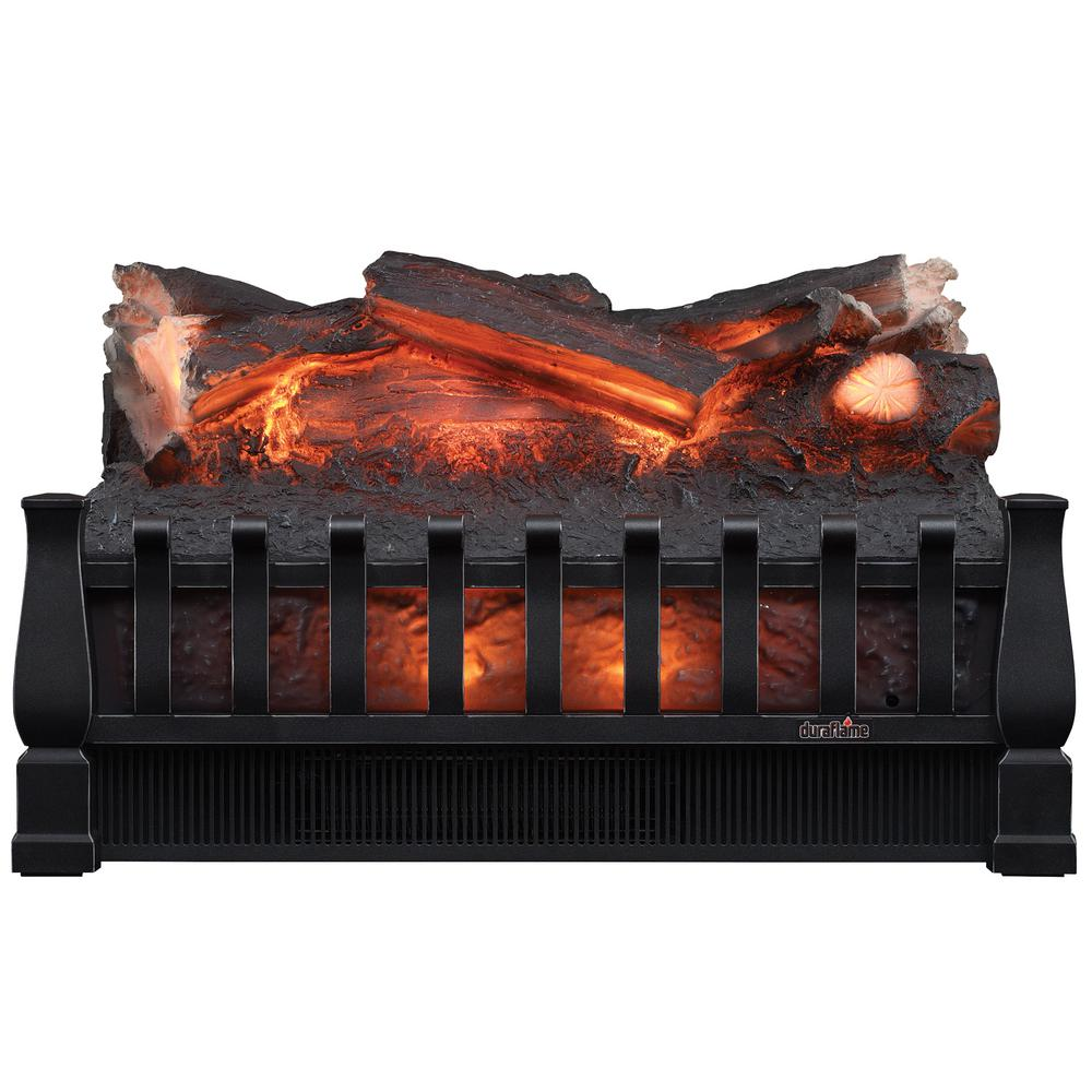 Duraflame 20 In Electric Fireplace Log Set Heater With