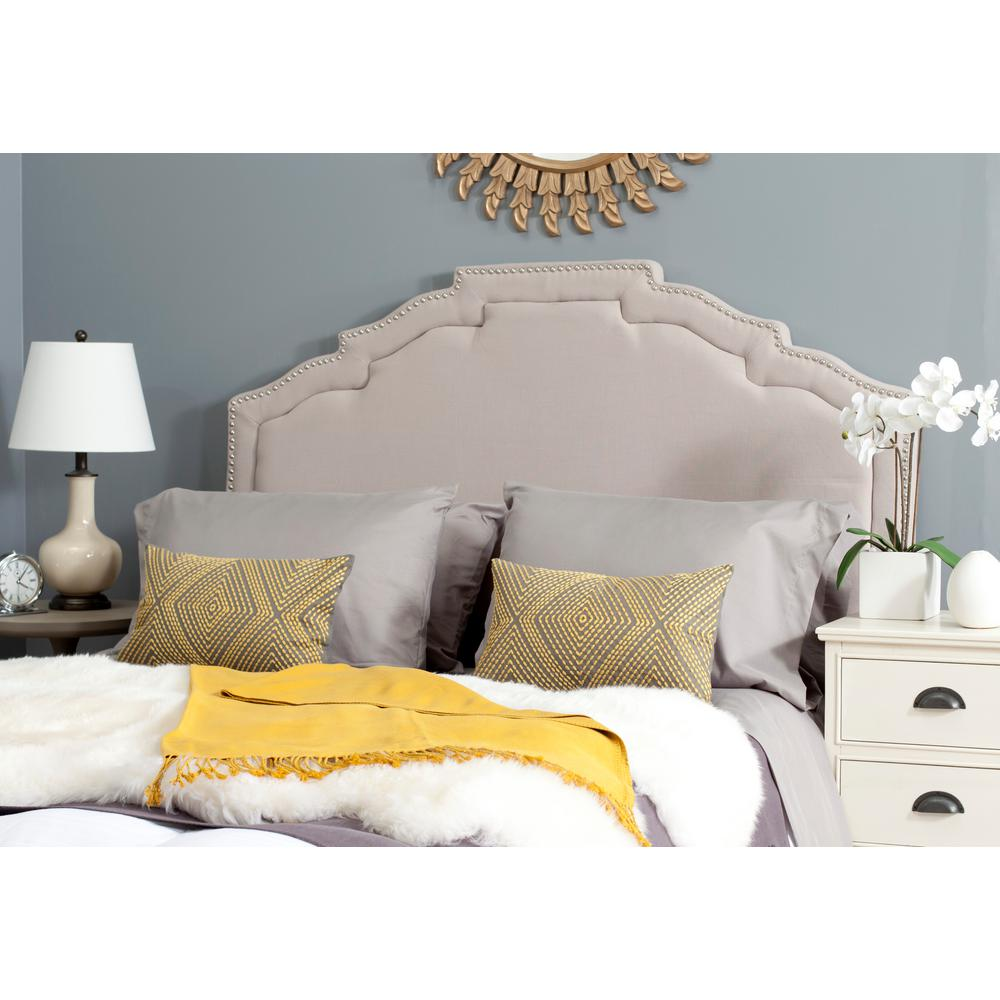 Alexia Taupe Queen Headboard