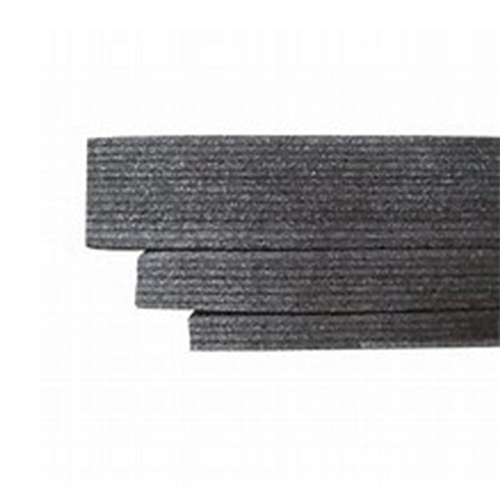 Black Kaizen Foam 24 in. x 48 in. x 57 mm