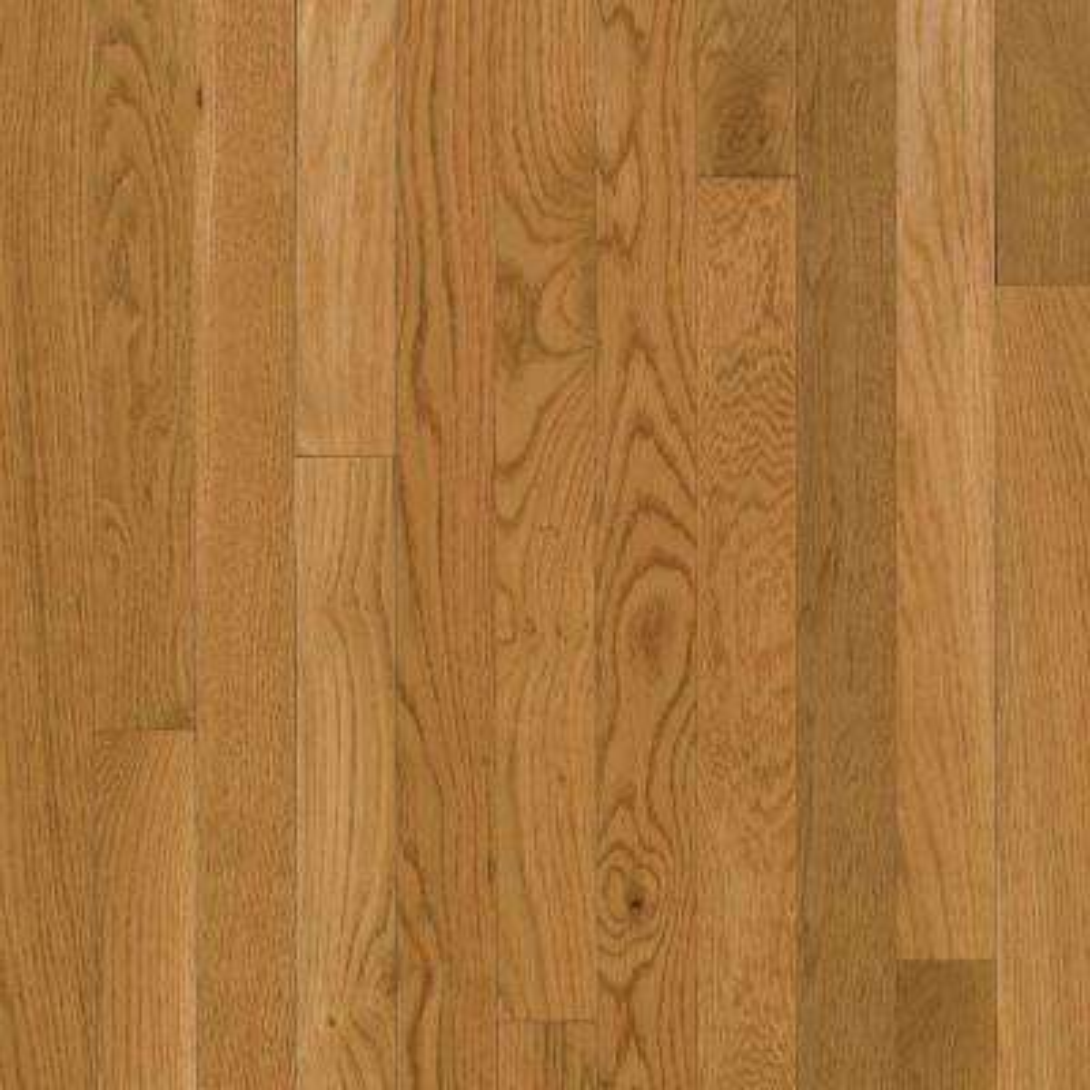 Take Home Sample - Butterscotch Oak Solid Hardwood Flooring - 5 in. x 7 in.