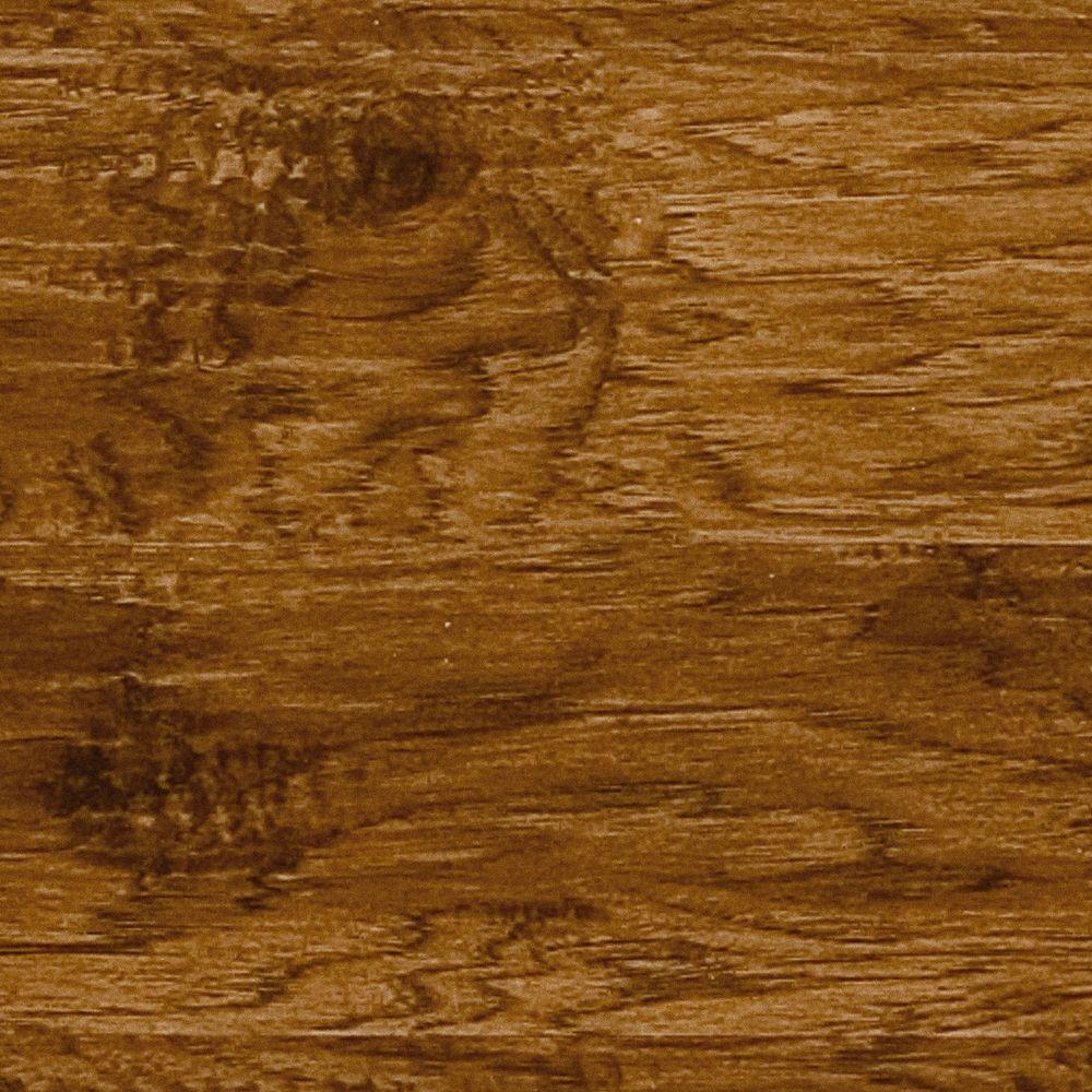 TrafficMASTER Old Hickory Nutmeg 5-45/64 in. x 35-45/64 in. x 4 mm Vinyl Plank Flooring (22.66 sq. ft. / case)
