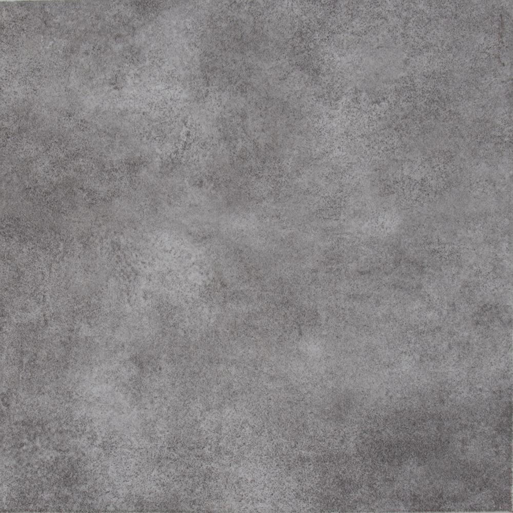 Lismori Grigio 12 in. x 12 in. Matte Ceramic Floor and Wall Tile (20.37 sq. ft./Case)