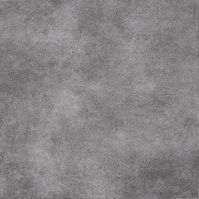 Lismori Grigio 12 in. x 12 in. Glazed Ceramic Floor and Wall Tile (20.37 sq. ft. / case)