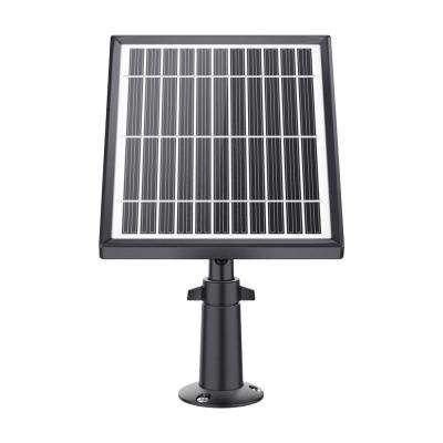 3-Watt 6-Volt Monocrystalline Solar Panels Charge for ZOSI IP Battery Camera